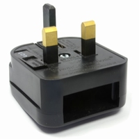Adapter plug EU - UK