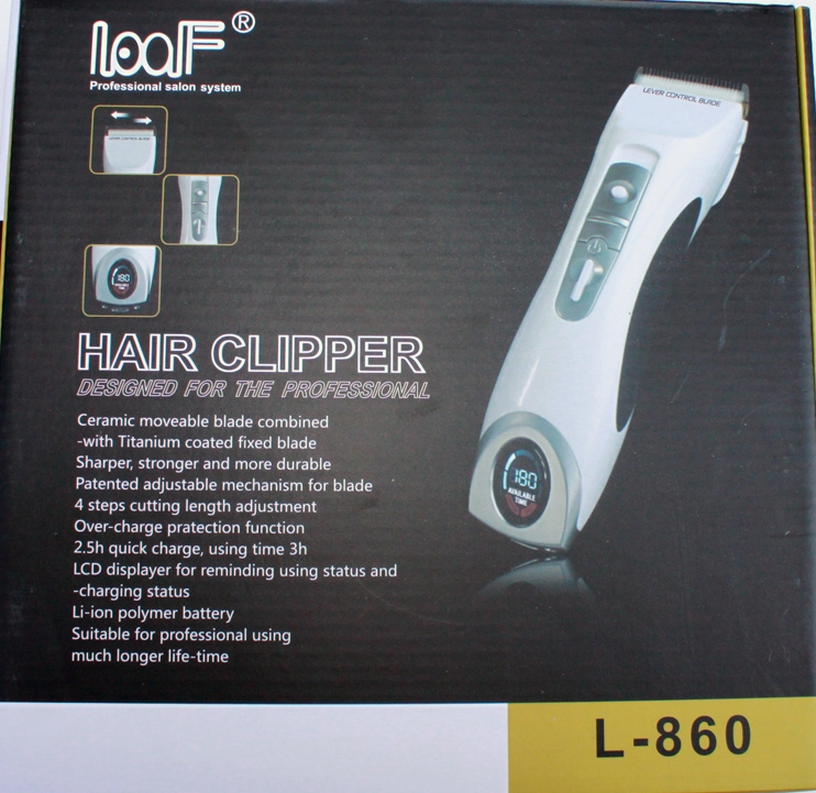 Hairtrimmer L-860