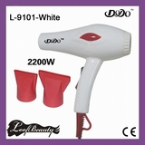Professional Hair Dryer, 2200 W, color white