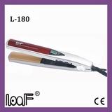 LCD 100%Pure Ceramic straightener